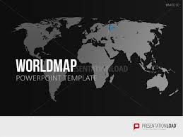 powerpoint world maps 3d globes templates by presentationload