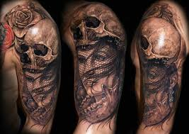 95 amazing skull tattoos images best 3d skull designs