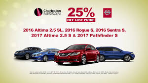 nissan altima for sale charleston sc charleston nissan ugly sweater commercial youtube