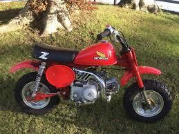 50cc motocross bikes 1982 honda z50r classic 50cc motocross monkey bike z50 scrambler