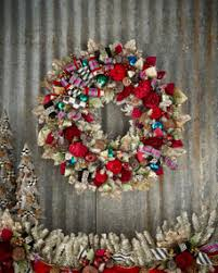 mackenzie childs large wreath