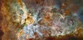 dark clouds of the carina nebula nasa