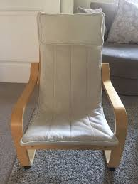 Childrens Leather Chair And Footstool Furniture Stylish Ikea Poang Rocking Chair For Your Cozy Living