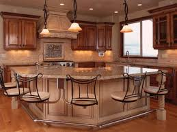 love this island suspension of disbelief kitchen island seating