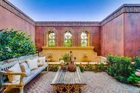 Mediterranean Patio Design 25 Brick Patio Design Ideas Designing Idea