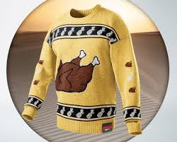 re create that sweater with this horrifying