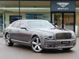 bentley 2017 mulsanne used 2017 bentley mulsanne v8 speed for sale in hampshire