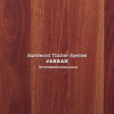 What Is The Thickest Laminate Flooring Jarrah Hardwood Timber Species Specification Data