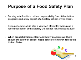 goals for today understand how to write a haccp plan ppt video