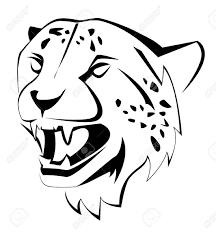 jaguar clipart cheetah head clipart best cheetah image and photo hd 2017