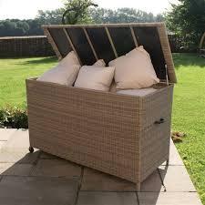 Waterproof Outdoor Cushion Storage Bag by Garden Cushion Storage Boxes Internet Gardener