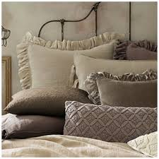 linen bedding bring u0027relaxed and casual u0027 to the bedroom above