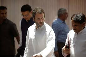 Breaks Abroad India Headed Abroad Says Rahul Gandhi Visits India Between