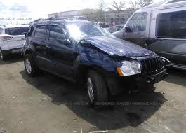 jeep grand 2006 limited 1j8hs48n16c215407 clear blue jeep grand at belleville