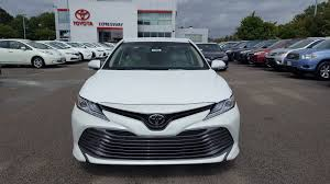 new 2018 toyota camry xle 4dr car in boston 19902 expressway toyota