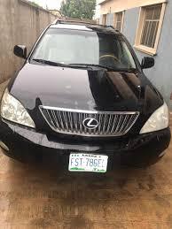 used lexus rx 350 in nigeria neatly used 2007 lexus rx350 fully equipped autos nigeria