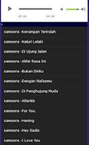 download mp3 gudang lagu samson download lagu samsons kenangan terindah mp3 for pc windows and mac
