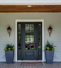 How To Paint A Front Door Without Removing It Painted Front Door The 6 Absolute Best Paint Colors For Your Front