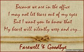 the 50 best farewell quotes of all time