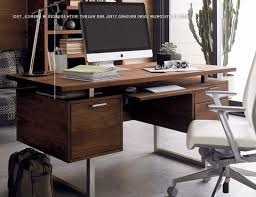 Walnut Computer Desks For Home Cool Diy Computer Desk For Home Office Ikea Corner Regarding