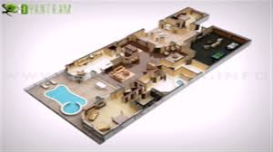 floor plan 3d floor plan 3d design suite youtube