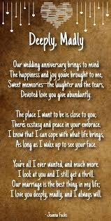 message to my husband on our wedding anniversary 106 best poems for images on quotes