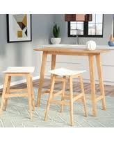 light oak pub table here s a great deal on langley street fletcher 3 piece pub table set