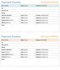 payment voucher template soft templates
