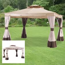 Home Depot Expo Patio Furniture - home depot gazebo replacement canopy cover garden winds
