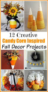 halloween fabric crafts best 25 candy corn decor ideas on pinterest cute halloween