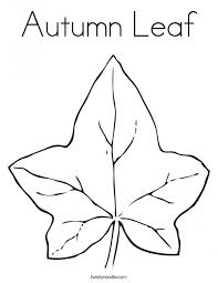 coloring pages color pages of leaves leaf coloring page color