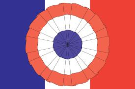 Frenxh Flag French Flag With Cockade By Twosaxy On Deviantart