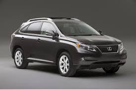 lexus truck 2009 top 10 crossover suvs in the 2013 vehicle dependability study
