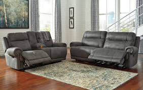 Reclining Sofa And Loveseat Sale Austere Grey Reclining Sofa Loveseat And Recliner For Sale Grey