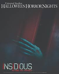 universal studios halloween horror nights 2015 universal studios hollywood unleashes insidious beyond the