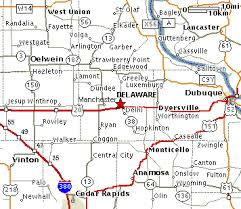 map of iowa towns delaware speedway delaware iowa kart racing out2win com
