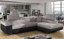 Corner Sofa Ebay Fabric Corner Sofas Furniture Ebay