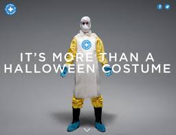 controversial ebola halloween costume sparks donations
