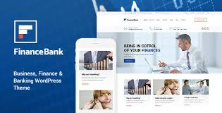 financebank business finance u0026 banking wordpress theme by