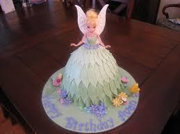 tinkerbell cake ideas birthday cake