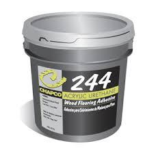 chapco adhesive wood adhesives chapco 244 acrylic urethane
