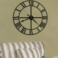 home decor wall clocks 25 ideas for modern interior decorating with large wall clocks
