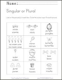 noun worksheets for kindergarten worksheets
