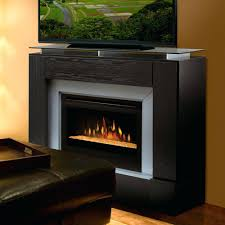 tv stand splendid portable fireplace tv stand for home furniture