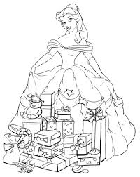 dibujos para colorear disney princess princesas coloring pages new