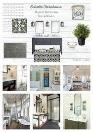 master bathroom inspiration and mood board
