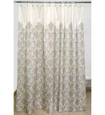 Yellow And White Shower Curtain Yellow Grey And White Shower Curtain Window Curtains Drapes