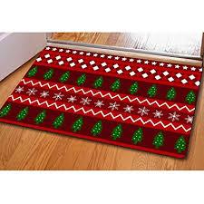 tappeti natalizi tappeti natalizi gomma antiscivolo soggiorno cuscini da