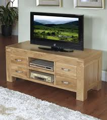 Wall Tv Stands Corner Tv Stands Details About Chunky Funky Solid Wood Tv Unit Stand