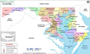 maryland mapa maryland county map maryland counties
